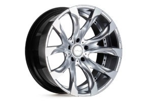 wald j11C wheel 22 24 hypersilver