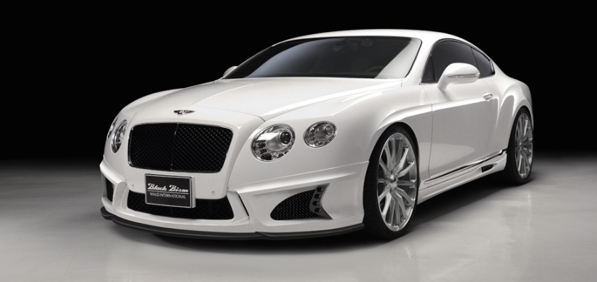 Wald Bentley Continental GT Model Year 2013 and Newer Preview