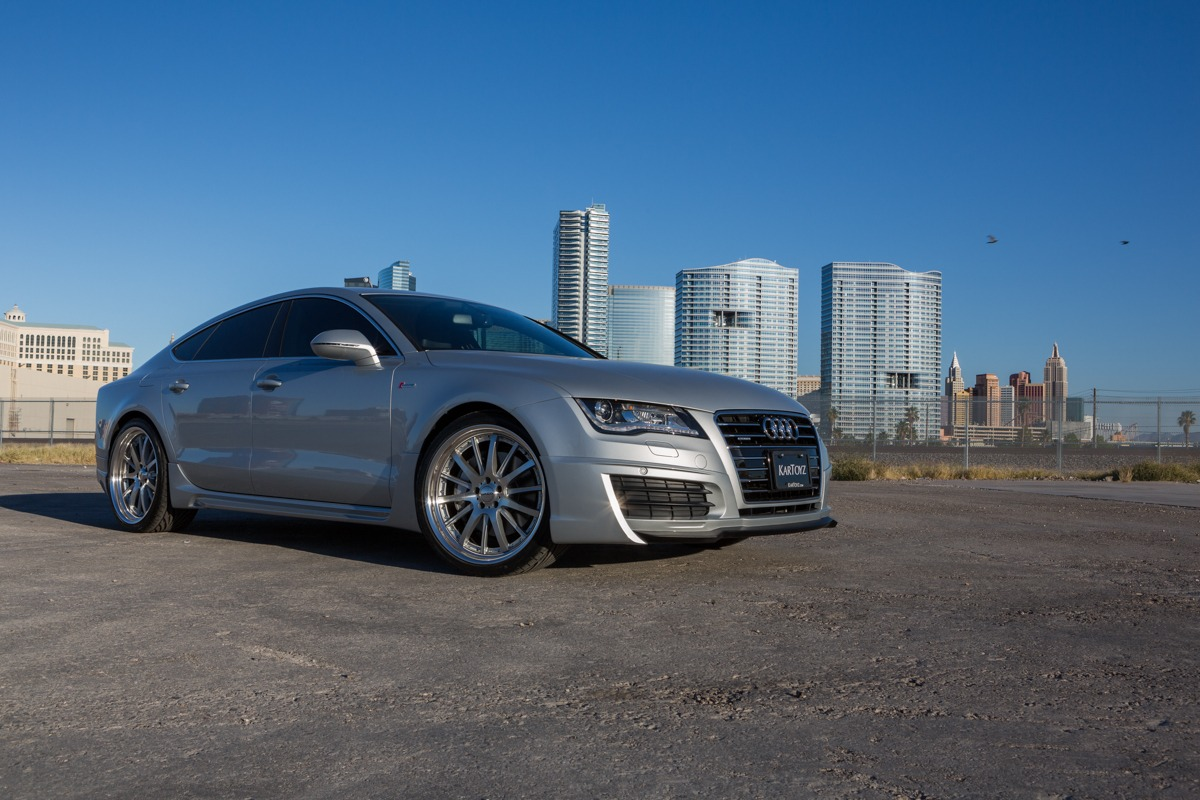 Wald Usa Debuts Audi A7 Executive Line Tuning Program at the 2013 Sema Show in Las Vegas