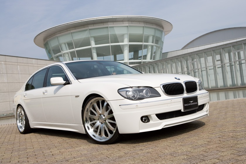 BMW E65 7 SERIES SPORTS LINE 2006 – 2008