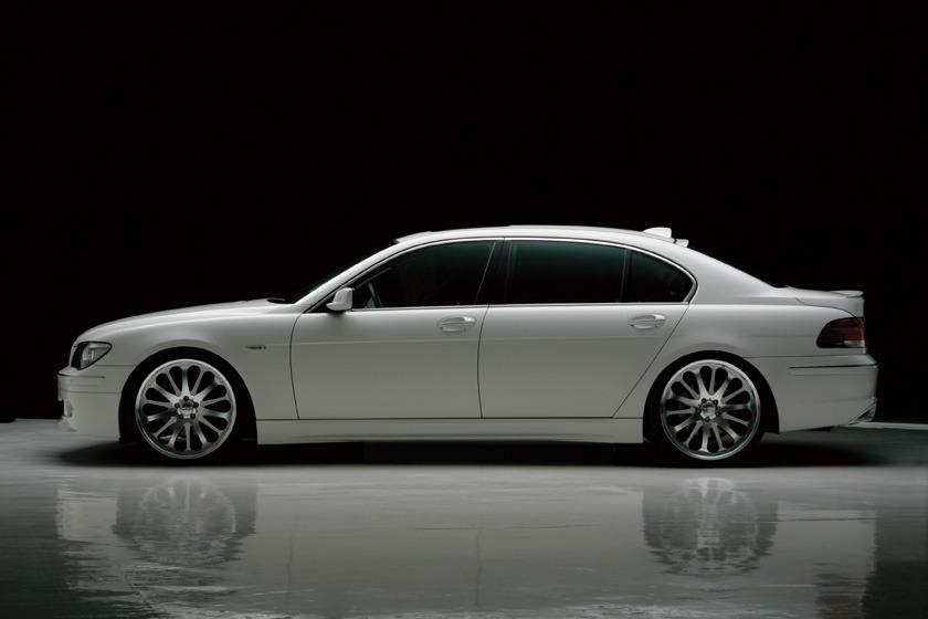 BMW E65 7 SERIES SPORTS LINE 2006 2008 WALD USA