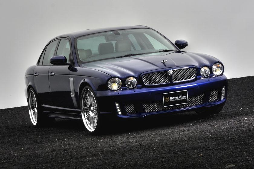 Jaguar xj wald black bison edition 2004 2009 wald usa back to overview publicscrutiny Choice Image