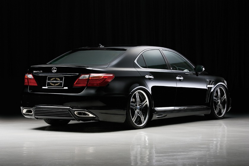 Lexus Ls460 Ls460l Ls600hl Wald Executive Line 2010 2012