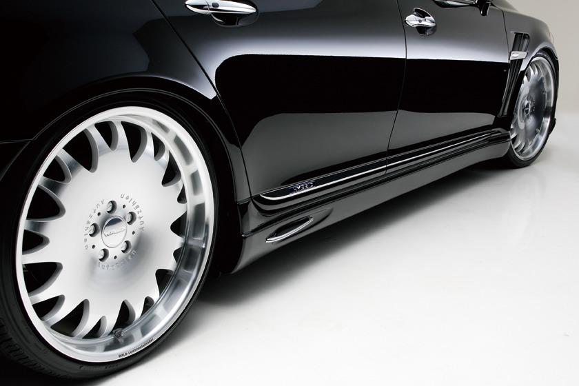 Lexus Ls460 Ls460l Ls600hl Wald Executive Line 2007 2009