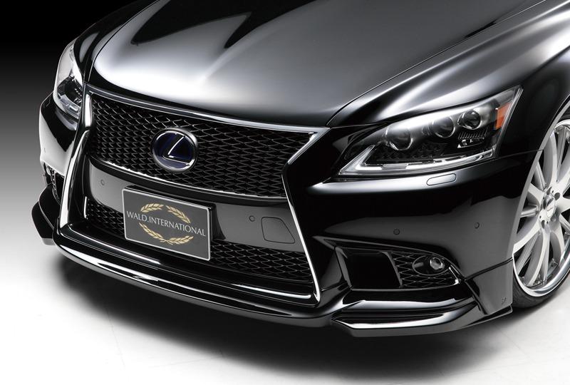 Lexus Ls460 Ls460l F Sport Wald Executive Line 2013 2017 Wald Usa