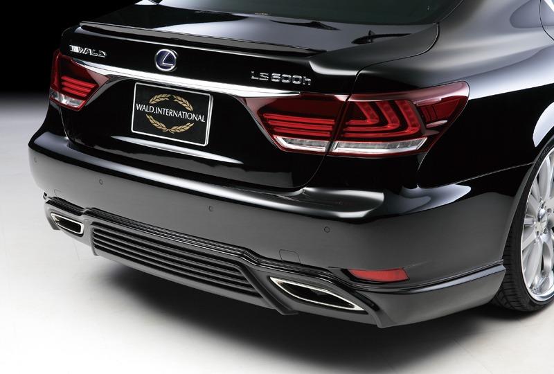 Wald Lexus Ls Ls460 Ls460l Ls600 Ls600hl F Sport Executive Line Rear Lip A 2017