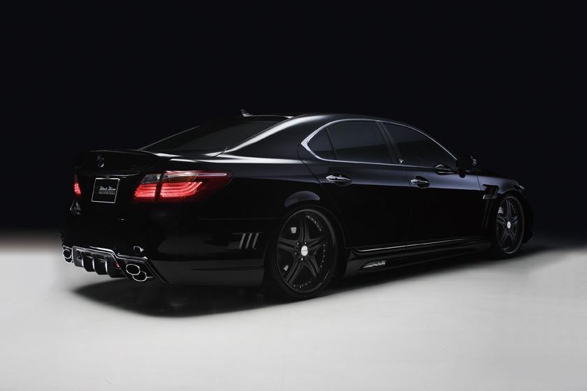 Lexus Ls460 Ls460l Ls600hl Wald Black Bison 2010 2012 Wald Usa