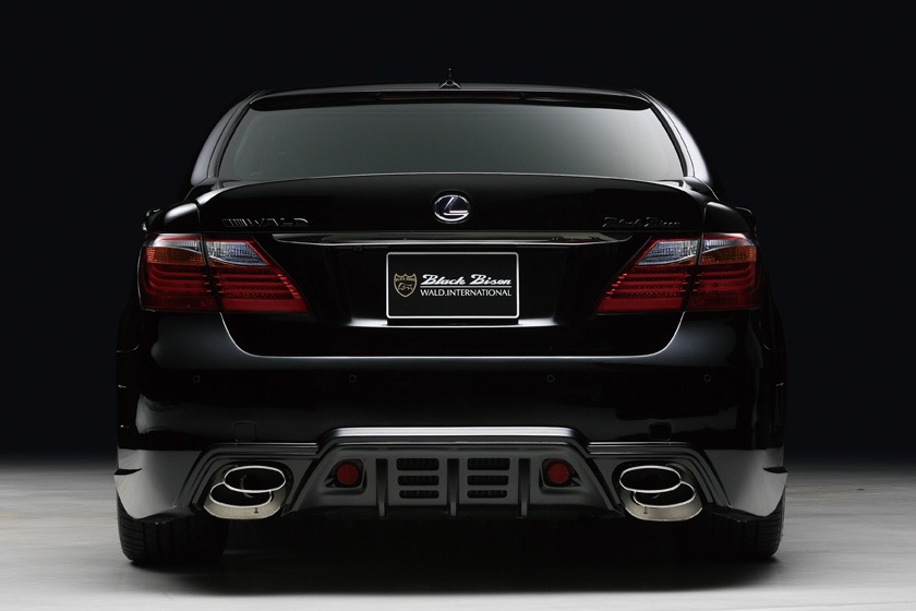 Lexus Ls Black Bison