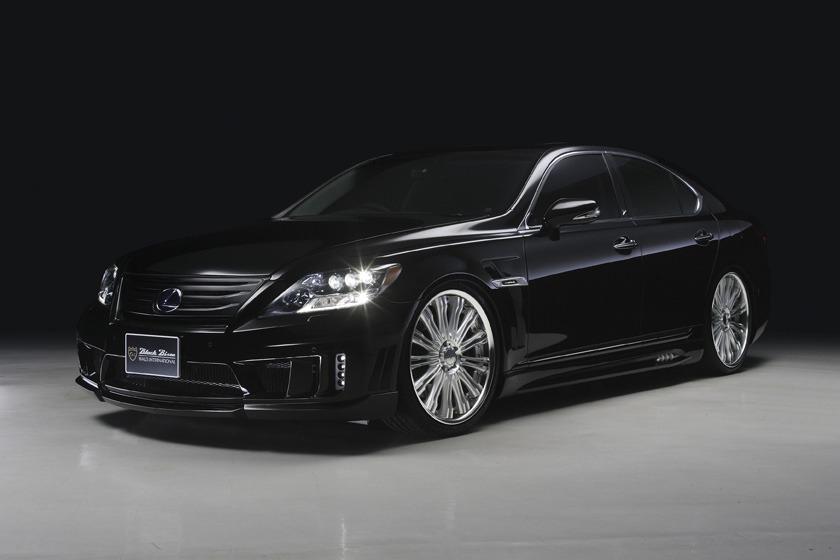 LEXUS LS460 LS460L LS600hL WALD BLACK BISON 2010 – 2012 ...