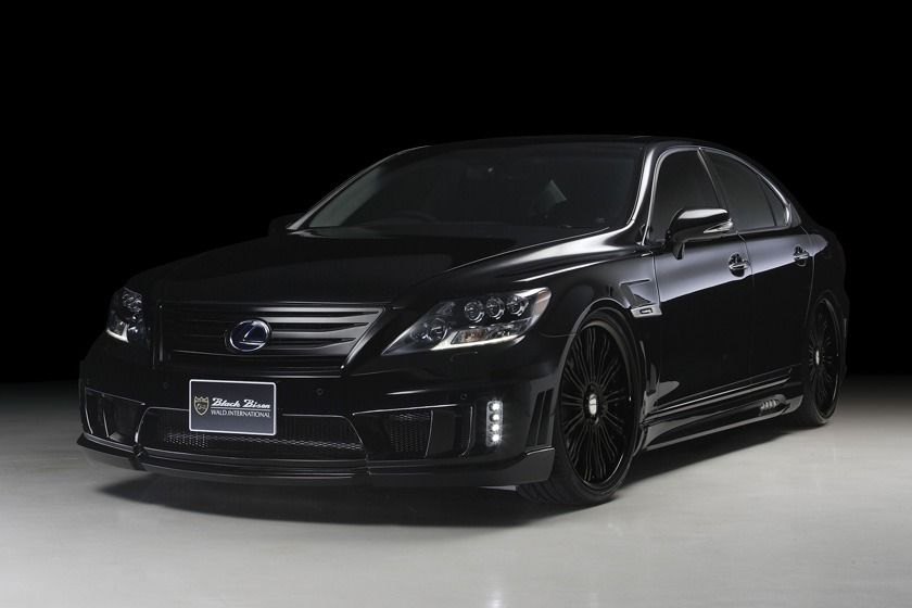 2012 Lexus Gx 460 >> LEXUS LS460 LS460L LS600hL WALD BLACK BISON 2010 – 2012