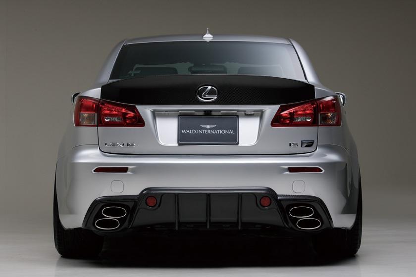Lexus Is F Wald Black Bison 2008 2014 Wald Usa
