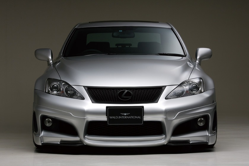 Lexus Is F Wald Black Bison 2008 2014 Wald Usa