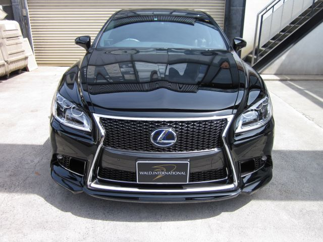 2013 Lexus Ls Tuning Program By Wald Now Available Wald Usa