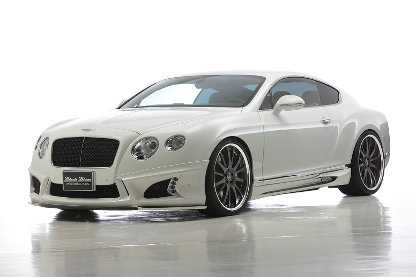 BENTLEY CONTINENTAL GT GTC V8 WALD BLACK BISON 2012 – 2015