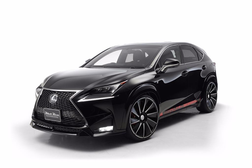Lexus Nx 200t F Sport Wald Black Bison 2015 2017 Wald Usa