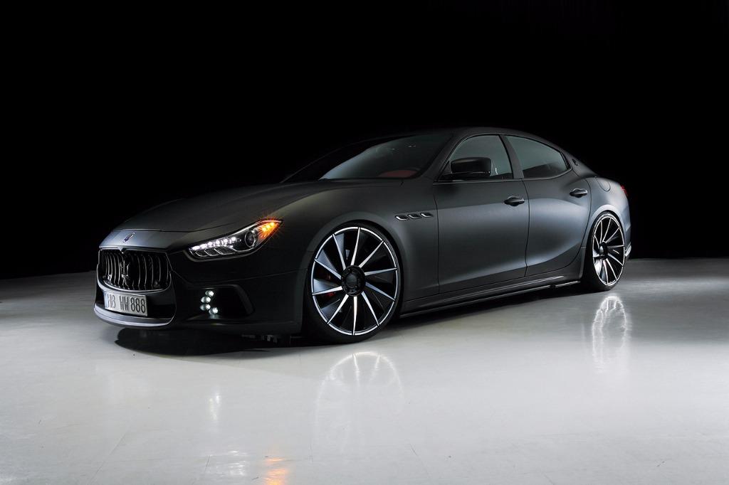 Maserati Ghibli Wald Black Bison 2014 Present Wald Usa
