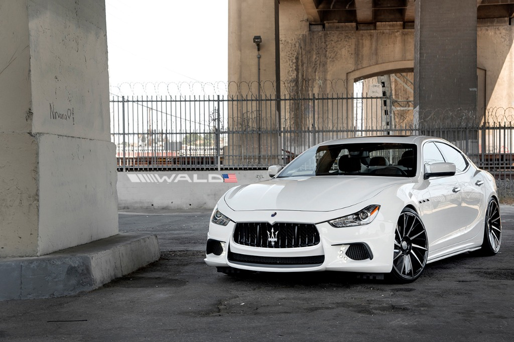 Maserati Ghibli S Q4 >> MASERATI GHIBLI WALD BLACK BISON 2014 – PRESENT – WALD USA