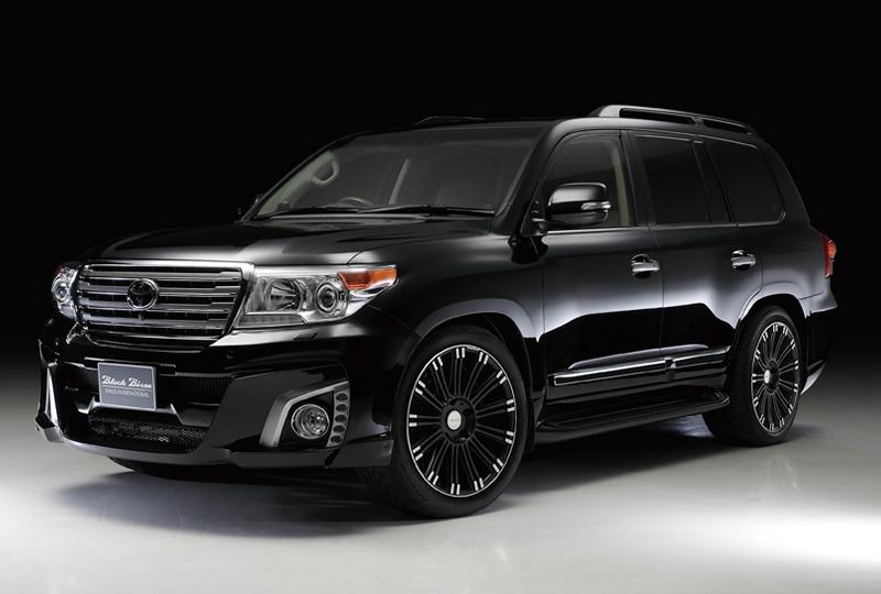 Toyota C Hr Usa >> TOYOTA LAND CRUISER WALD BLACK BISON 2013 – 2015 – WALD USA