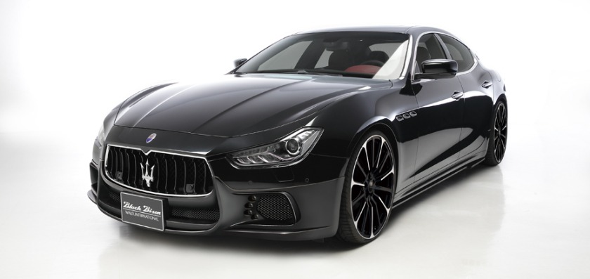 Wald Maserati Ghibli Preview