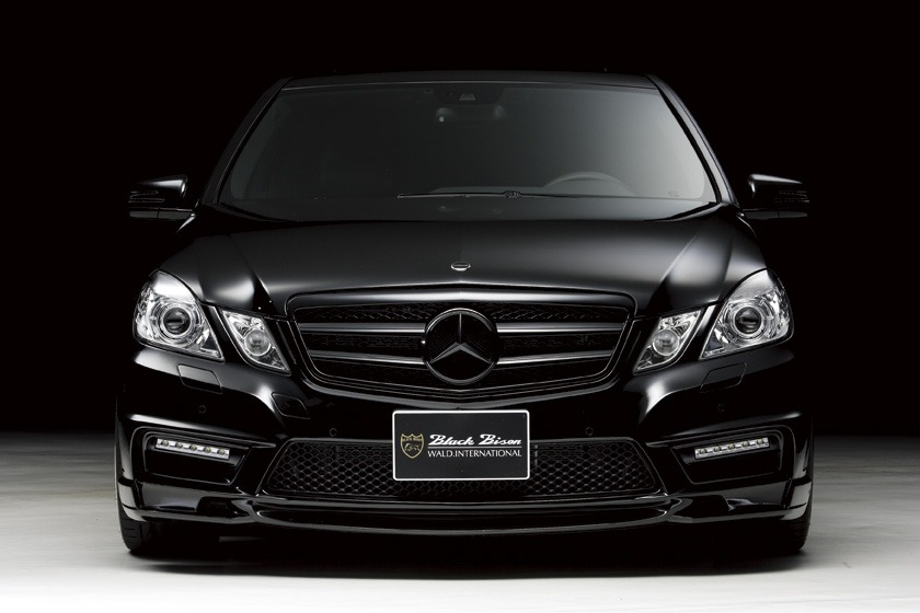 Mercedes Benz W212 Wald E Class Black Bison 2010 2013