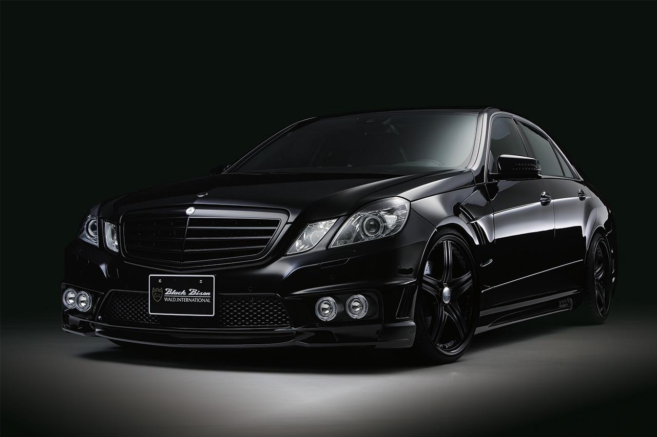 MERCEDES BENZ W212 WALD E CLASS BLACK BISON 2010 – 2013