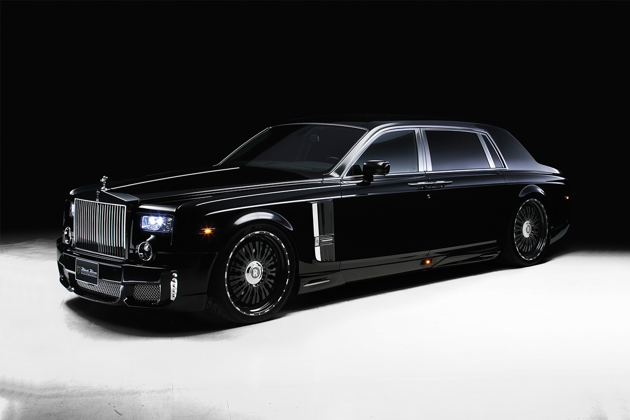 ROLLS ROYCE PHANTOM SERIES I WALD BLACK BISON 2003 – 2012