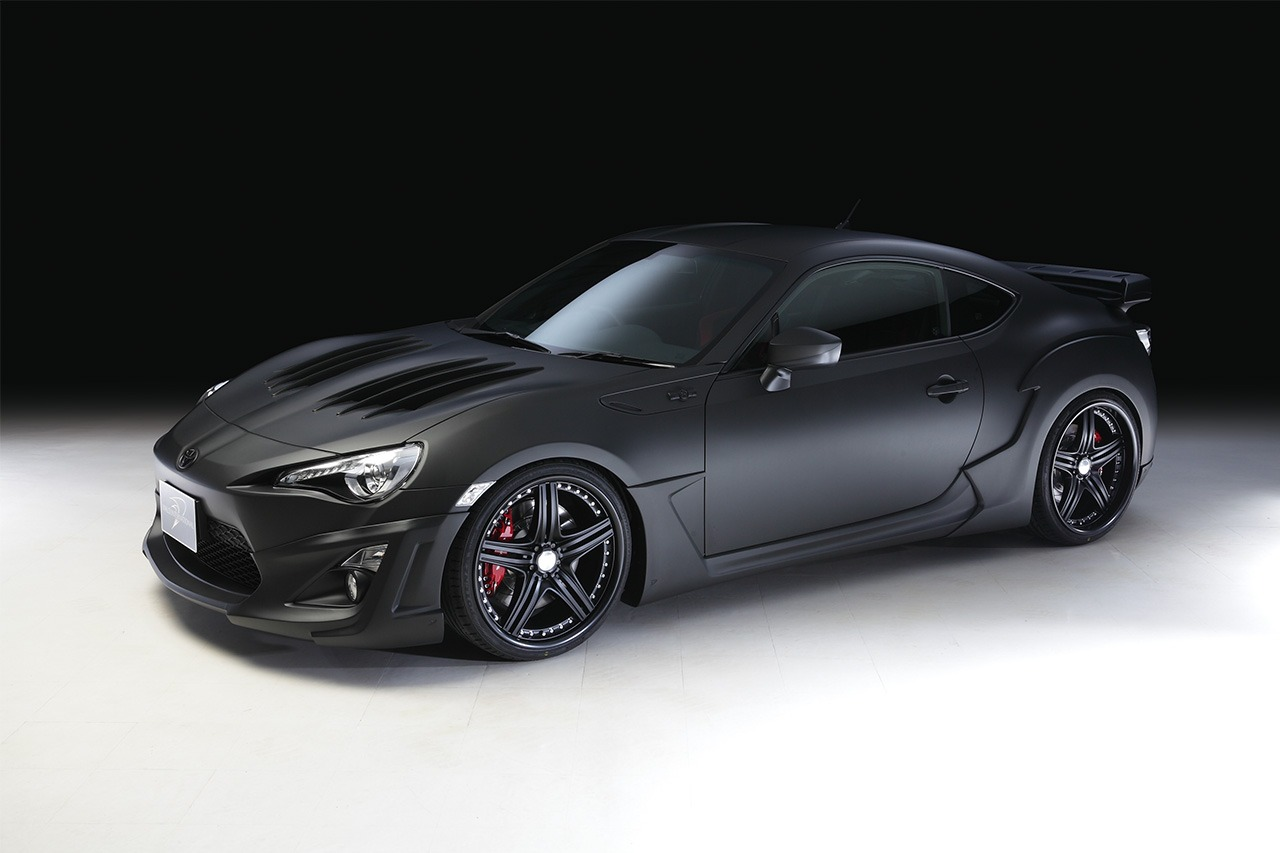TOYOTA SCION FR-S AE86 WALD SPORTS LINE 2012 – 2016