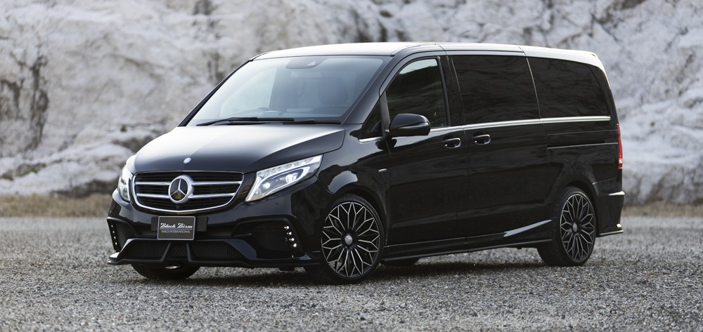 Toyota C Hr Usa >> MERCEDES BENZ METRIS W447 WALD V CLASS BLACK BISON 2015 – PRESENT – WALD USA
