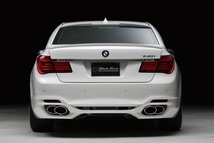 BMW F01 F02 7 SERIES 740 750 760 WALD BLACK BISON 2009 ...