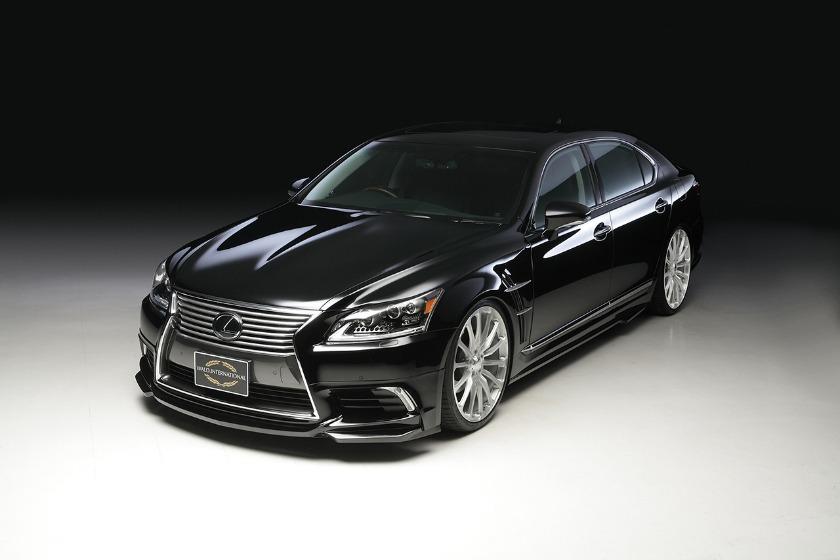 Lexus Ls460 Ls460l Ls600hl Wald Executive Line 2013 2017