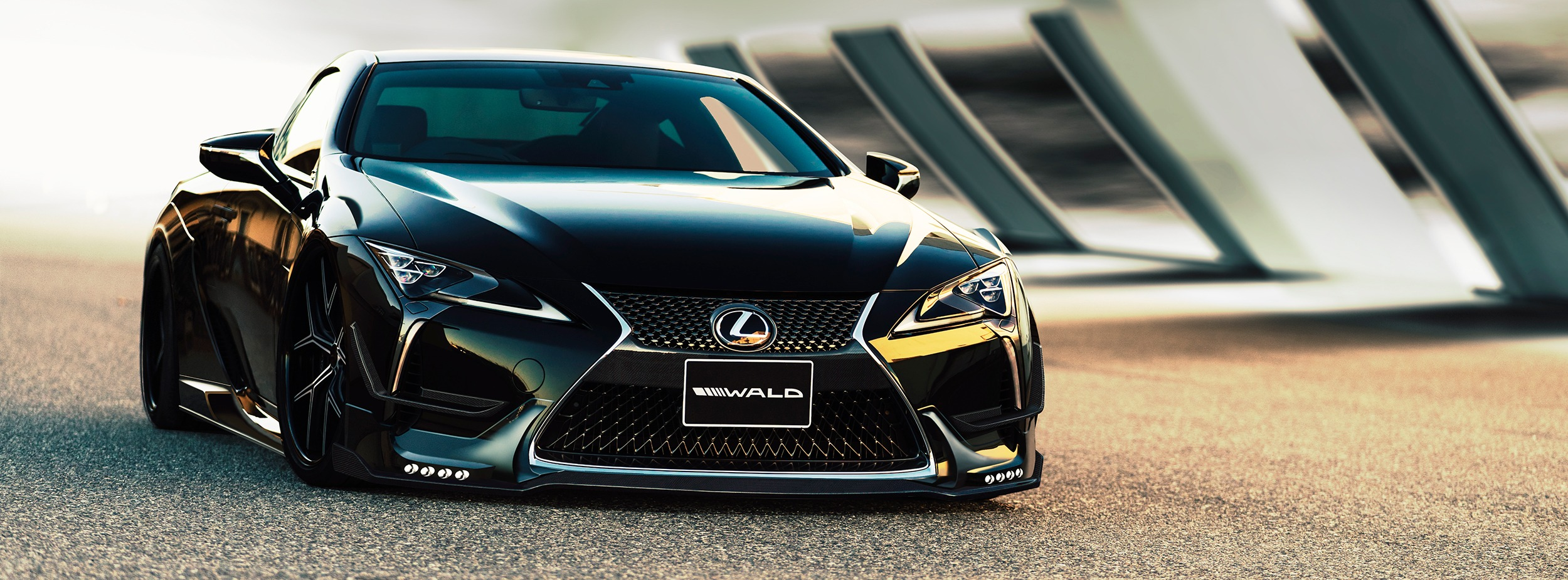 wald-lexus-lc500-lc500h-sports-line-body-kit-black Interesting Info About Lexus Dealers In Delaware